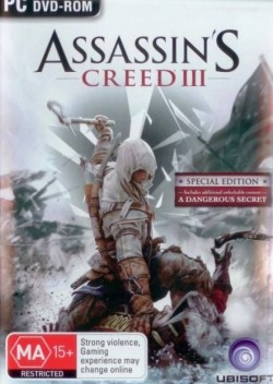 Assassin's Creed 3 Special Edition (Uplay) Global CD Key