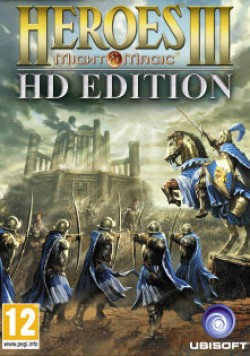 Heroes of Might & Magic III HD Edition (Steam) Global CD KEY