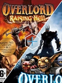 Overlord + Overlord : Raising Hell (Steam) Global CD KEY