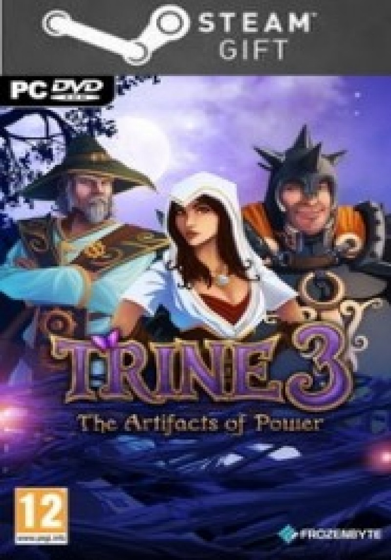 STEAM GIFT : Trine 3 The Artifacts of Power