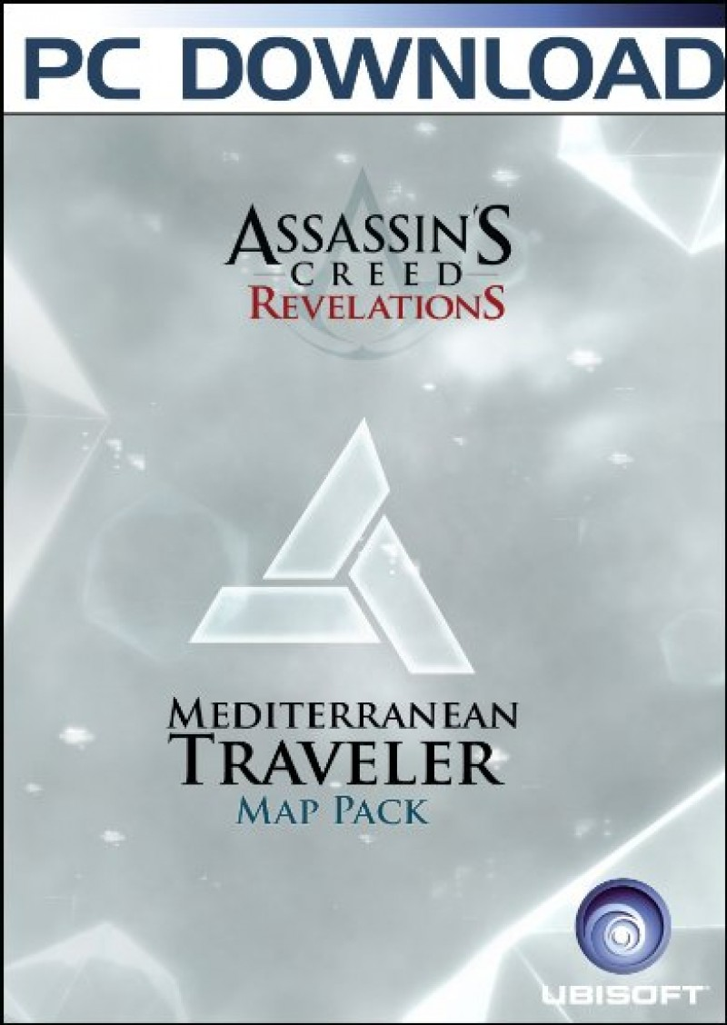 Assassin's Creed Revelations DLC2 Mediterranean Traveler Pack (Uplay) Global CD Key