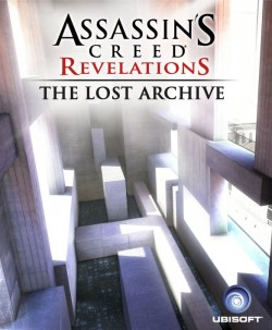 Assassin's Creed Revelations DLC3 The Lost Archive (Uplay) Global CD Key