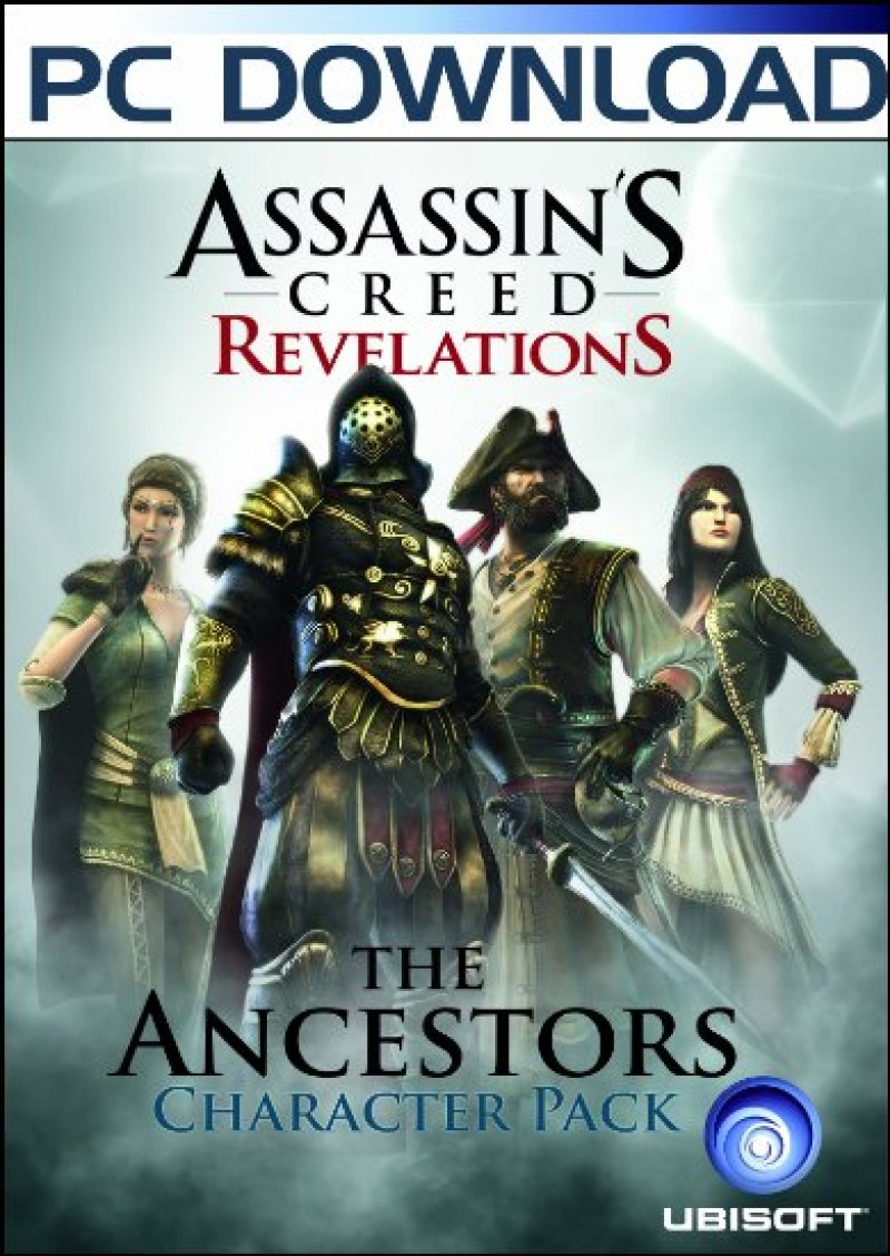 Assassin's Creed:Revelations DLC1 The Ancestors Character Pack (Uplay) Global CD Key