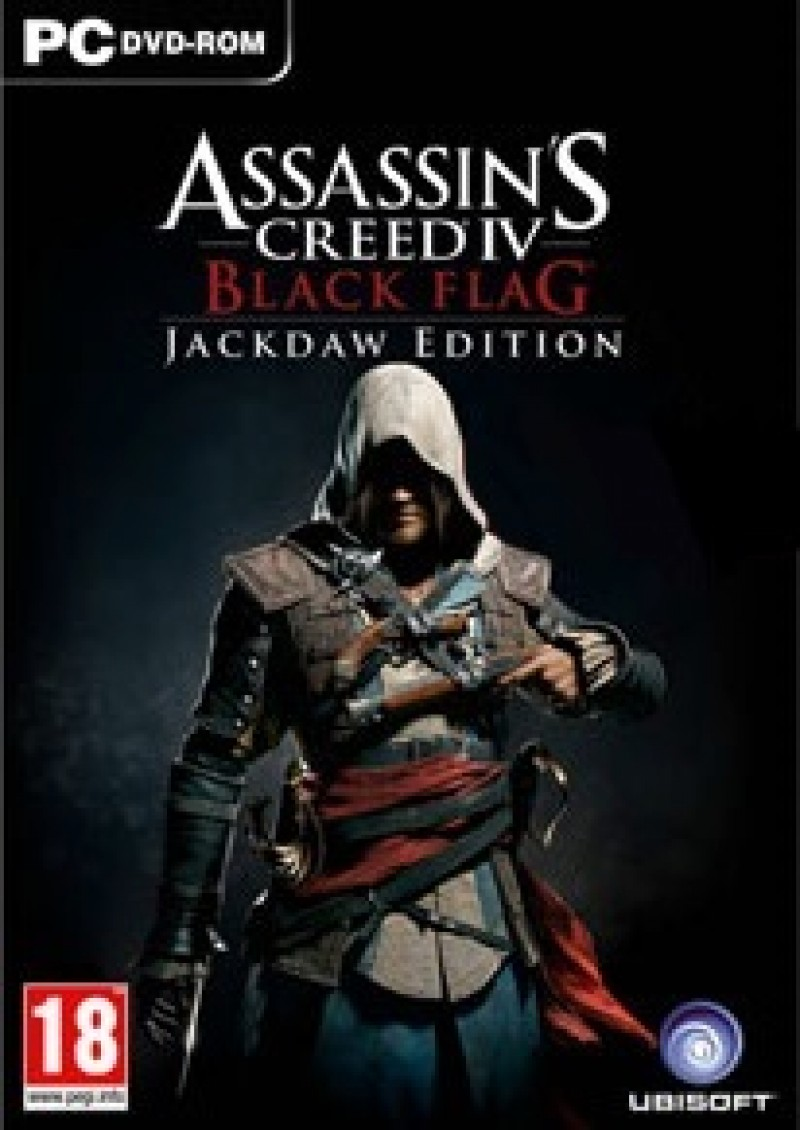 Assassin's Creed 4 Black Flag Jackdaw Edition (Uplay) Global CD KEY