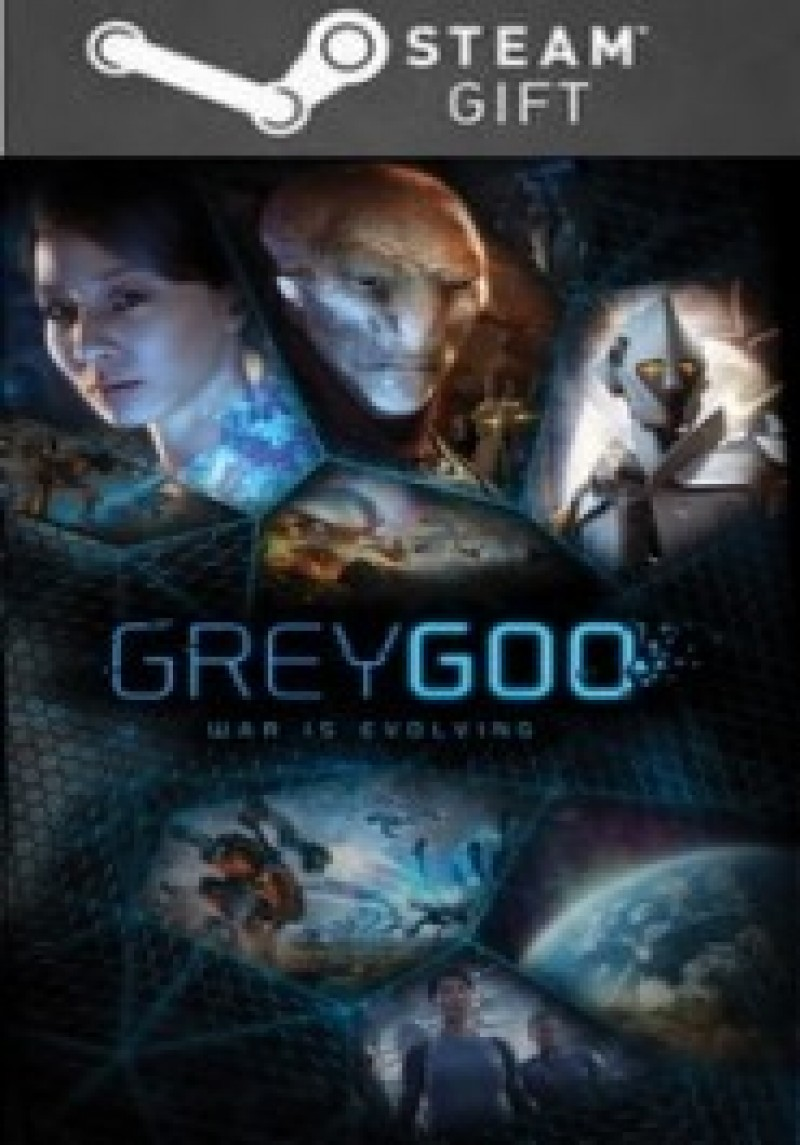 STEAM GIFT: Grey Goo RU VPN Activation