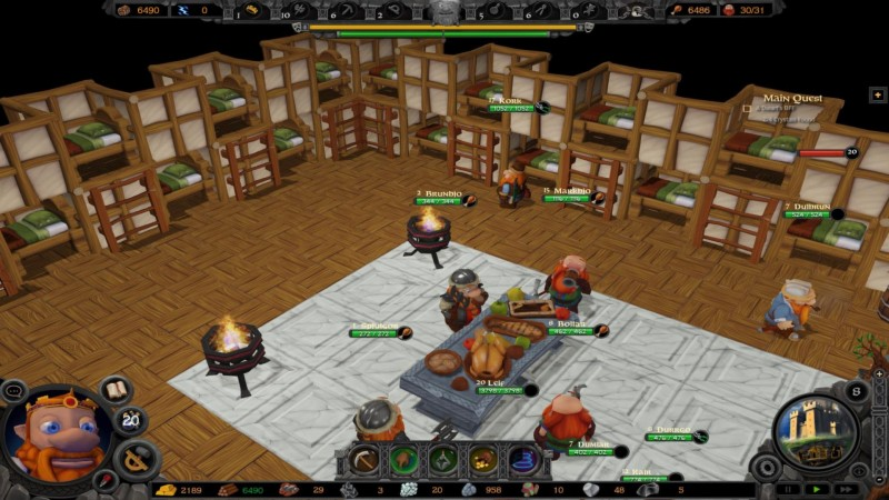 A Game of Dwarves (Steam) Global CD KEY: 1