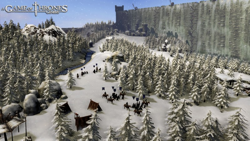 A Game Of Thrones - Genesis (Steam) Global CD KEY : 3