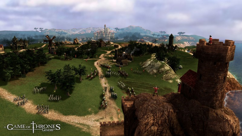 A Game Of Thrones - Genesis (Steam) Global CD KEY : 5