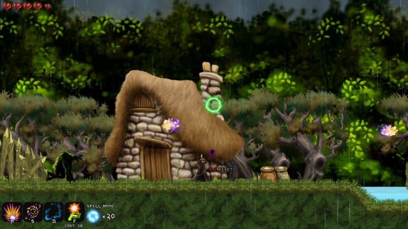 A Valley Without Wind 1 + 2 (Steam) Global CD KEY: 14