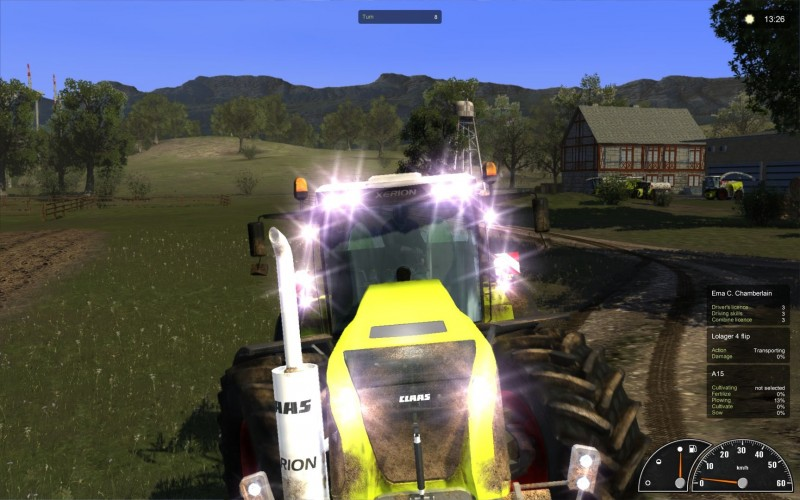 Agricultural Simulator 2011: Extended Edition (Steam) Global CD KEY: 1