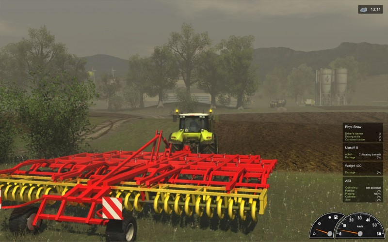 Agricultural Simulator 2011: Extended Edition (Steam) Global CD KEY: 5