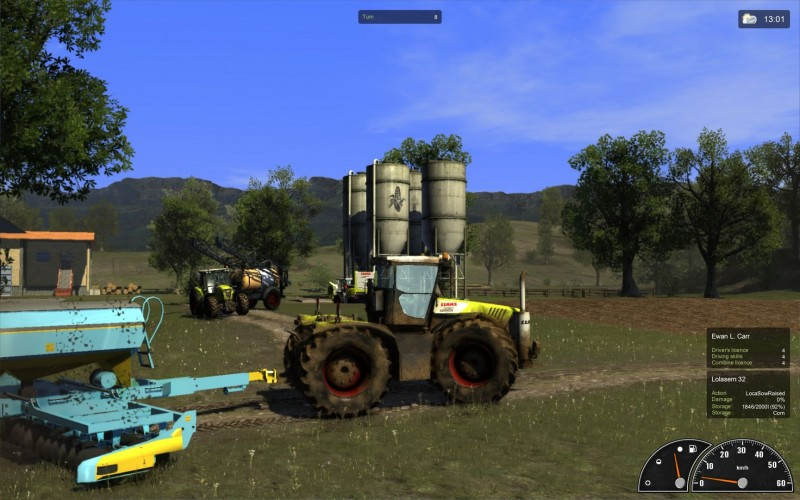 Agricultural Simulator 2011: Extended Edition (Steam) Global CD KEY: 6