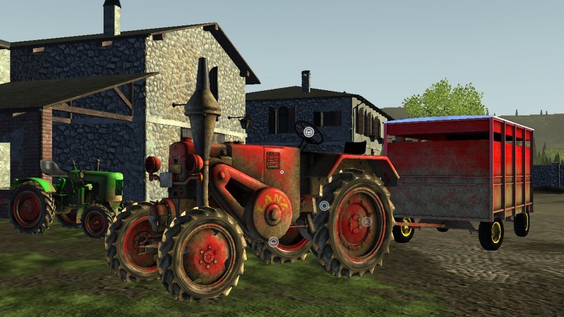 Agricultural Simulator: Historical Farming (Steam) Global CD KEY: 11