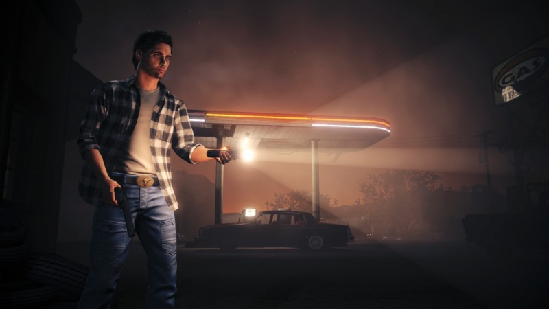 Alan Wake American Nightmare (Steam) Global CD KEY: 1