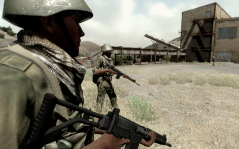 Arma II Operation Arrowhead Retail: 16
