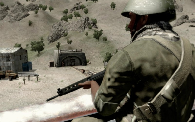 Arma II Operation Arrowhead Retail: 17