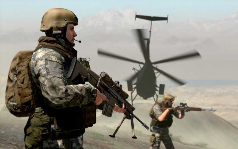 Arma II Operation Arrowhead Retail: 40