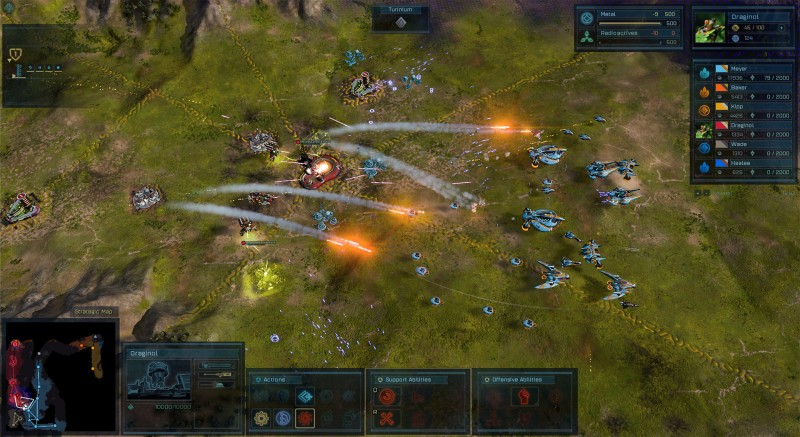 Ashes of Singularity Steam Global CD KEY: 4
