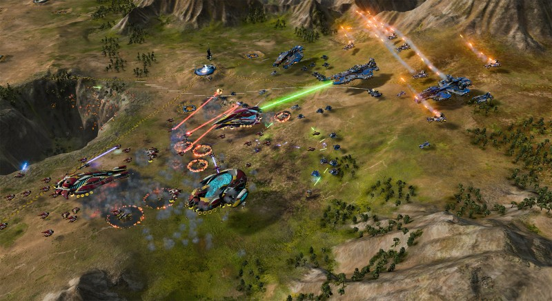 Ashes of Singularity Steam Global CD KEY: 5