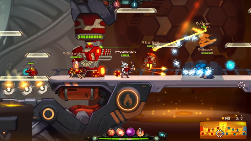 Awesomenauts (Steam) Global CD KEY: 4