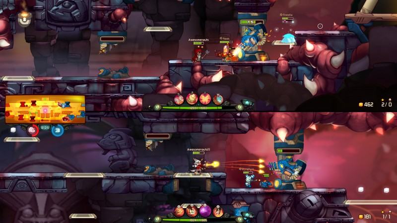 Awesomenauts (Steam) Global CD KEY: 18