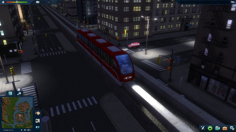 Cities in Motion 2 : Monorails DLC (Steam) Global CD Key: 1