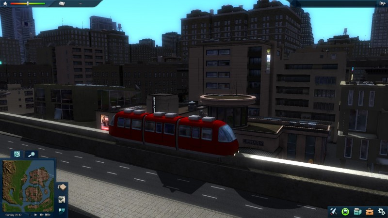 Cities in Motion 2 : Monorails DLC (Steam) Global CD Key: 2
