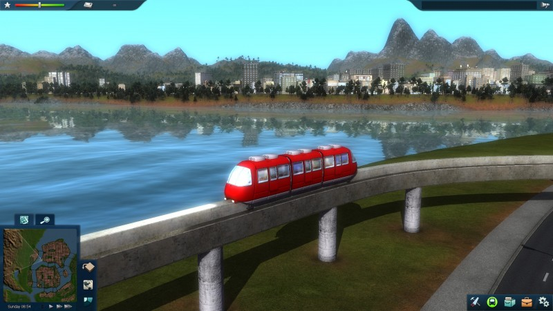 Cities in Motion 2 : Monorails DLC (Steam) Global CD Key: 3
