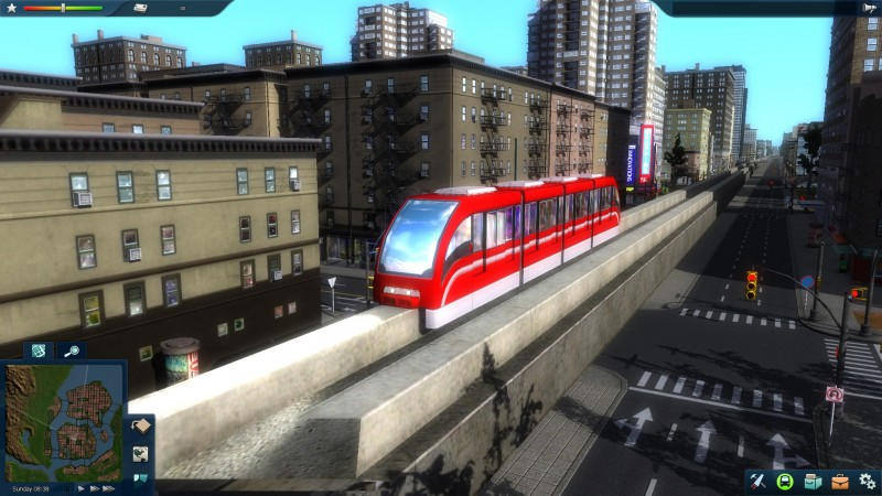 Cities in Motion 2 : Monorails DLC (Steam) Global CD Key: 4
