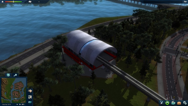 Cities in Motion 2 : Monorails DLC (Steam) Global CD Key: 5