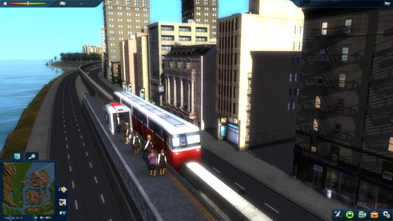 Cities in Motion 2 : Monorails DLC (Steam) Global CD Key: 6