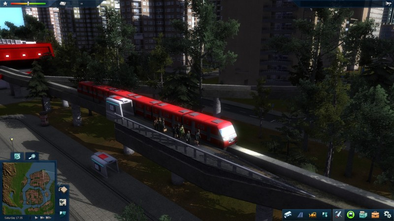 Cities in Motion 2 : Monorails DLC (Steam) Global CD Key: 8