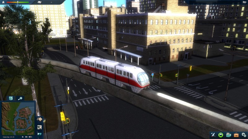 Cities in Motion 2 : Monorails DLC (Steam) Global CD Key: 9