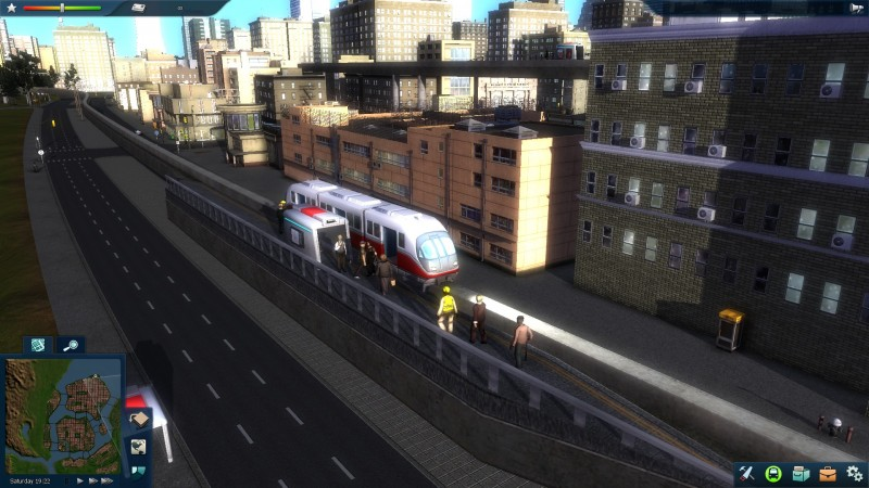 Cities in Motion 2 : Monorails DLC (Steam) Global CD Key: 10