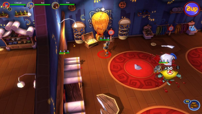 Dungeonland (Steam) Global CD KEY: 5