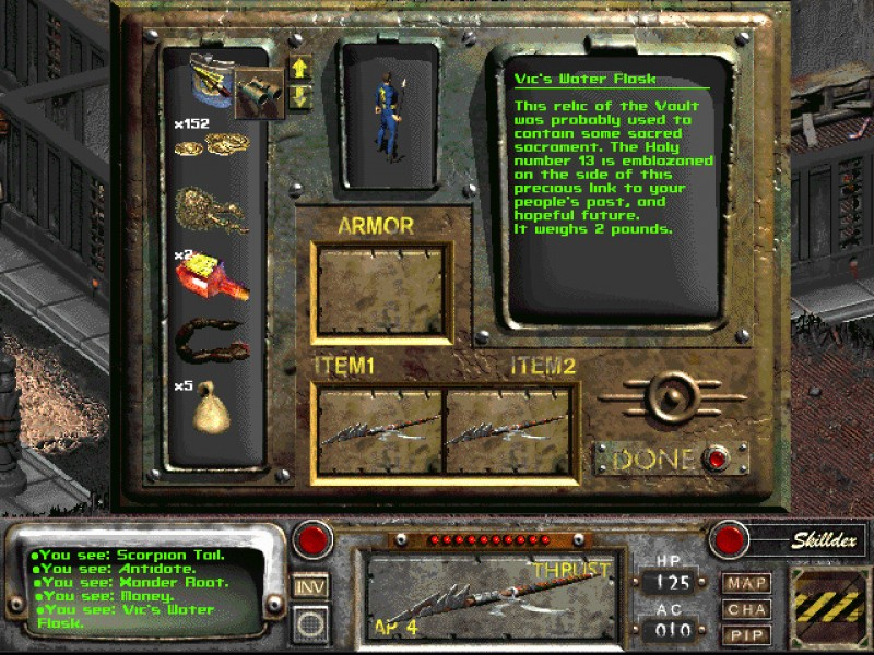 Fallout 2 (Steam) Global CD KEY: 4