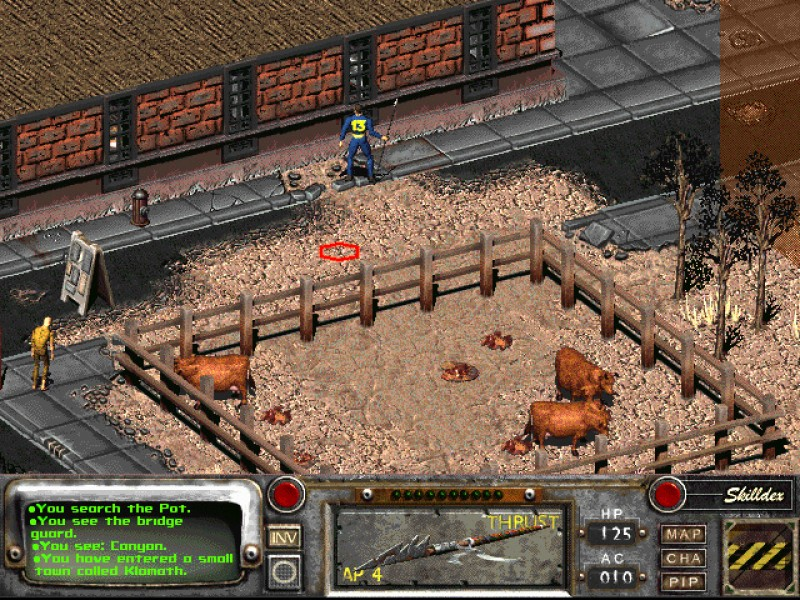 Fallout 2 (Steam) Global CD KEY: 5