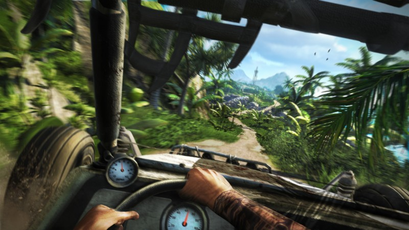 Far Cry 3 Deluxe Edition (Steam) Global CD KEY: 2