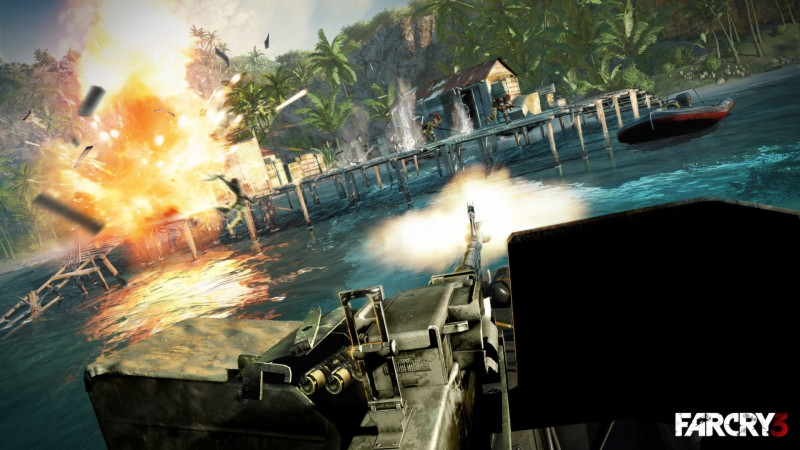 Far Cry 3 Deluxe Edition (Steam) Global CD KEY: 11