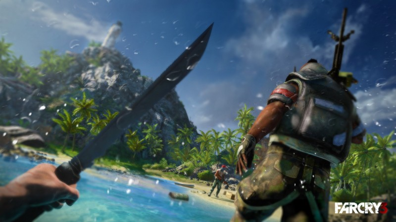 Far Cry 3 Deluxe Edition (Steam) Global CD KEY: 13