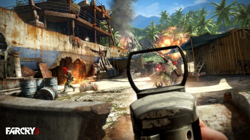 Far Cry 3 Deluxe Edition (Steam) Global CD KEY: 14