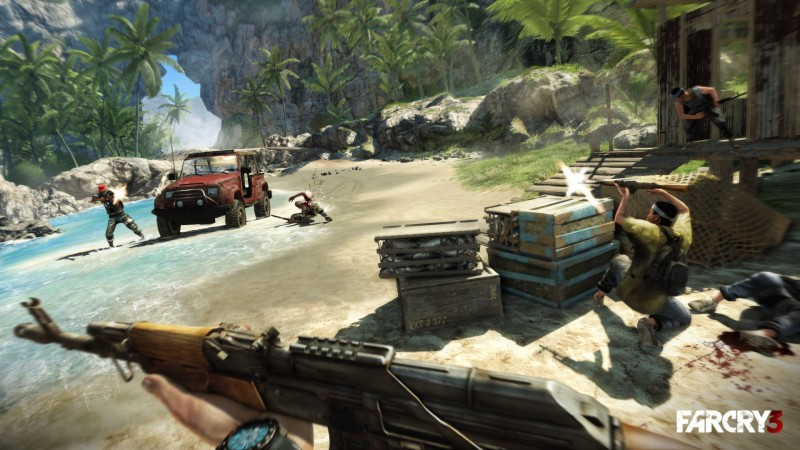 Far Cry 3 Deluxe Edition (Steam) Global CD KEY: 17