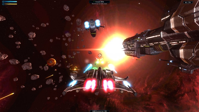 Galaxy on Fire 2™ Full HD (Steam) Global CD KEY: 1