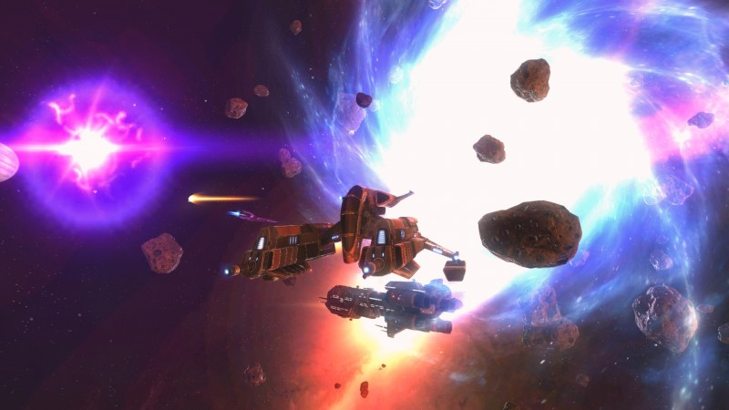 Galaxy on Fire 2™ Full HD (Steam) Global CD KEY: 3