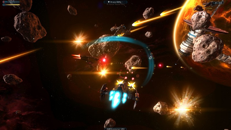 Galaxy on Fire 2™ Full HD (Steam) Global CD KEY: 4