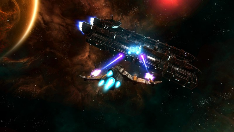 Galaxy on Fire 2™ Full HD (Steam) Global CD KEY: 7
