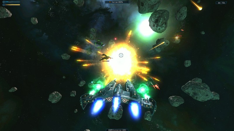 Galaxy on Fire 2™ Full HD (Steam) Global CD KEY: 8
