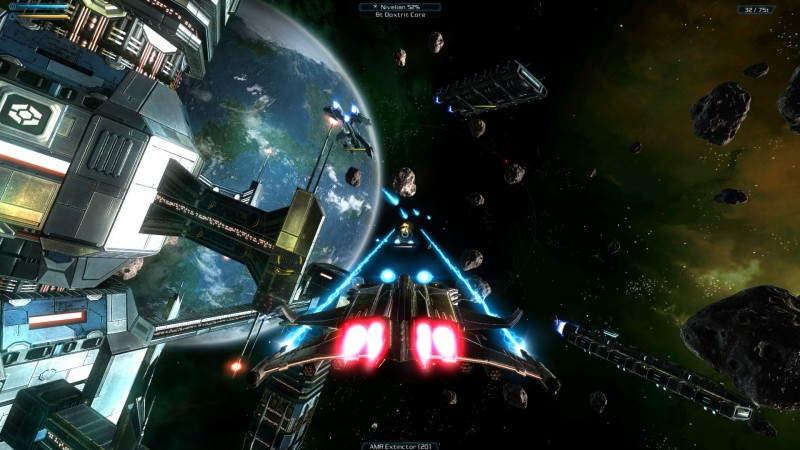 Galaxy on Fire 2™ Full HD (Steam) Global CD KEY: 13