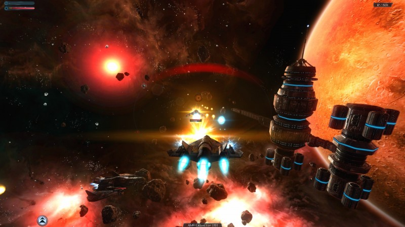 Galaxy on Fire 2™ Full HD (Steam) Global CD KEY: 16