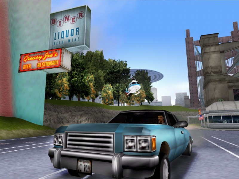 Grand Theft Auto III (Steam) Global CD KEY: 9